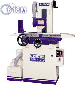 Equiptop - Conventional Surface Grinders - ESG-818M