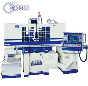 Equiptop - CNC Surface Grinders - ESG-CNC500