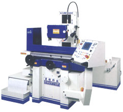Equiptop - Automatic Surface Grinders - Acumen 600