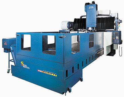 Johnford - Small Type - DMC-3100P / 4100P / 3100PH / 4100PH