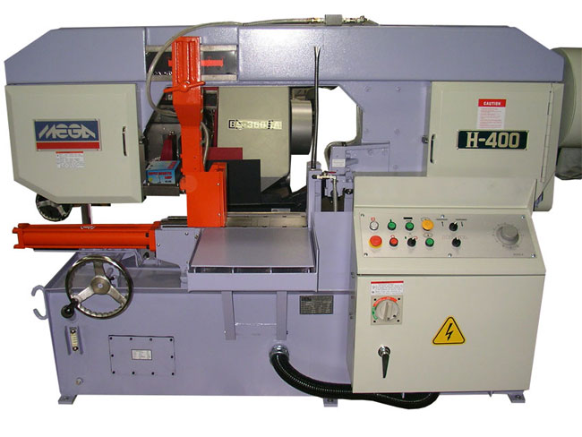 Mega - H-series Column Type Semi-automatic - H-400