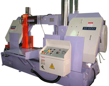Mega - H-series Column Type Semi-automatic - H-600