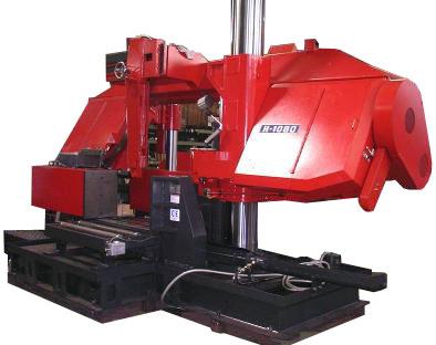 Mega - H-series Column Type Semi-automatic - H-1080