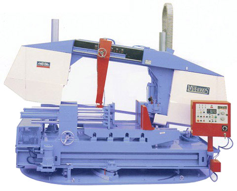 Mega - H-series Column Type Mitre Cutting - MH-1690S