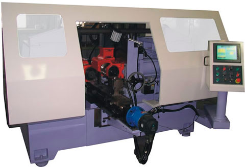 Mega - Thread Rolling Machines - TR-30NC