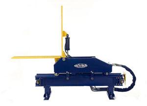 Ocean Machinery - Beam And Column Rotator And Positioner - Ocean Flipper Beam Rotator and Positioner