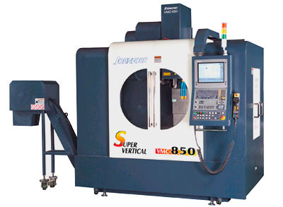 Johnford - Vertical Machining Centers - VMC-850