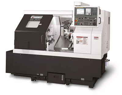 Goodway - Ultra Performance Turning Centers / Lathes - GA Series