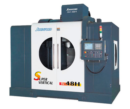 Johnford - Super Vertical Machining Centers - SV-48 / 48H