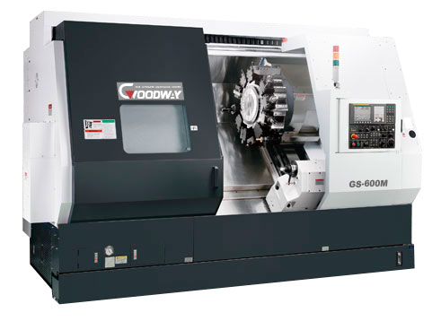 Goodway - Maximum Performance CNC Turning Centers / Lathes - GS-6000 Series
