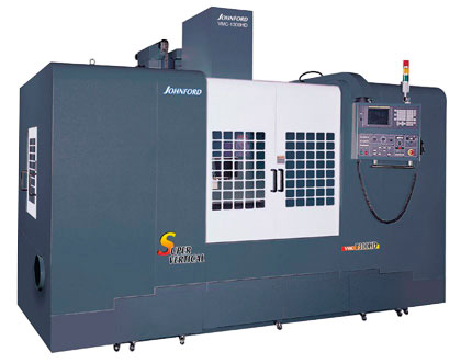 Johnford - Vertical Machining Centers - VMC-1300  / 1300HD  / 1300-2H