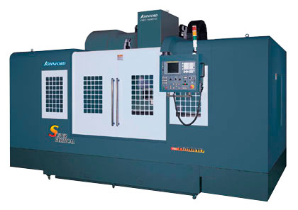 Johnford - Vertical Machining Centers - VMC-1600 / 1600HD / 1600S / 1600SHD