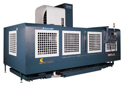Johnford - Vertical Machining Centers - VMC-2000S / 2000SHD
