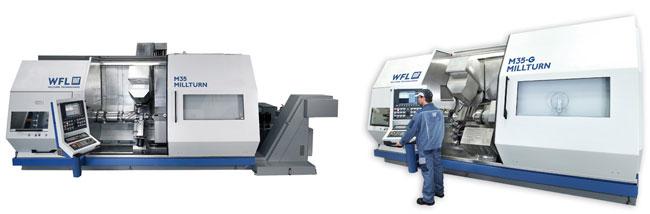 WFL Mill-Turn - CNC Mill-turn Machines - M35 / M35-G