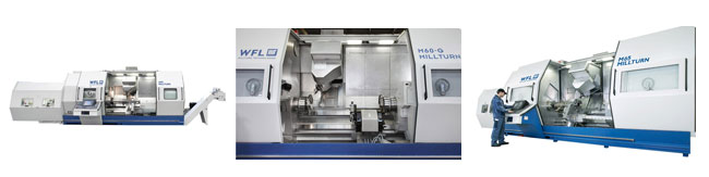 WFL Mill-Turn - CNC Mill-turn Machines - M60 / M60-G / M65