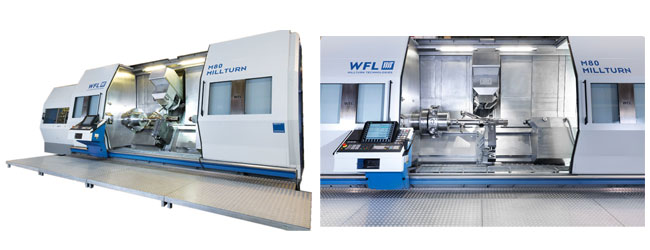 WFL Mill-Turn - CNC Mill-turn Machines - M80 / M80-G