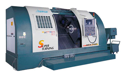 Johnford - High Quality Turning Centers/lathes - HT-30-2SD / 35-2SD / 40-2SD / 60-2SD / 80-2SD / 100-2SD