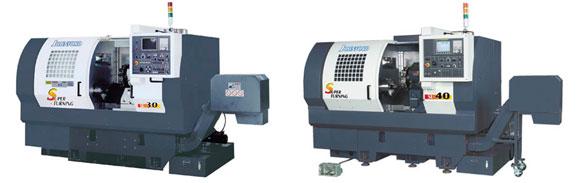 Johnford - CNC Super Lathes - SL-20 / 30 / 40 / 40L