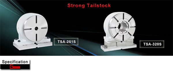 Golden Sun - Tailstock - Strong Tailstock