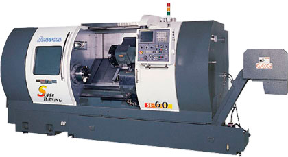 Johnford - CNC Super Lathes - SL-60 / 60A / 60B