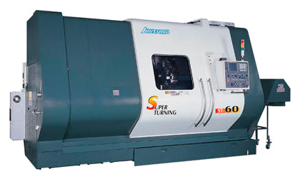 Johnford - CNC Super Turning - ST-40AX  /60AX / 70AX / 40BX / 60BX / 70BX / 40CX / 60CX / 70CX