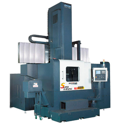 Johnford - CNC Vertical Turning Centers - VTC-800ATC / 1000ATC