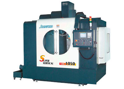 Johnford - Vertical Machining Centers - VMC-1050