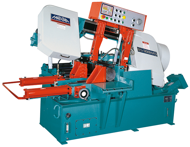 Mega - BS Series Pivot Type Full Automatic - BS-300 GA-HAS