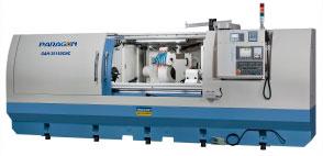 Paragon - CNC Angular Cylindrical Grinding Machines - GAH-3540CNC / GAH-3580CNC / GAH-35100CNC / GAH-35150CNC