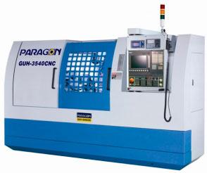Paragon - CNC Cylindrical Grinders - GUH-3540CNC / GUH-3580CNC / GUH-35100CNC