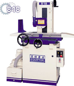 Equiptop - Conventional Surface Grinders - ESG-818