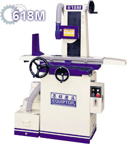 Equiptop - Conventional Surface Grinders - ESG-618M