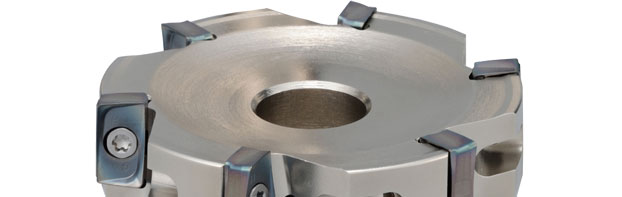 MEW - Double-Sided Mold Technology End Mill
