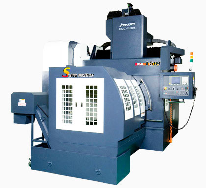 Johnford - Small Type - DMC-900 / 1200 / 1500 / 900H / 1200H / 1500H