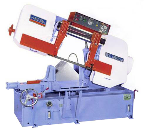 Mega - BS Series Pivot Type Semi-Automatic - BS-400SA / 450SA