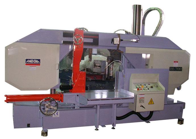 Mega - H-series Column Type Semi-automatic - H-700
