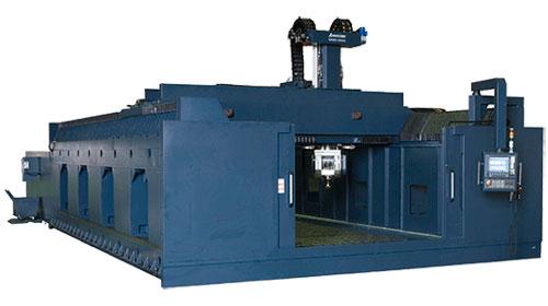 Johnford - Fixed Beam Gantry Machining Centers - GMC-8000