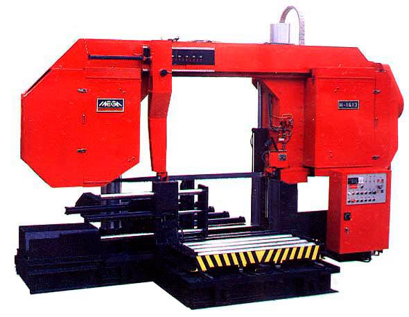 Mega - H-series Column Type Semi-automatic - H-1613