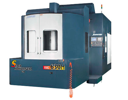 Johnford - High Speed Horizontal/Vertical Machining Centers - HMC-800 / 1000H
