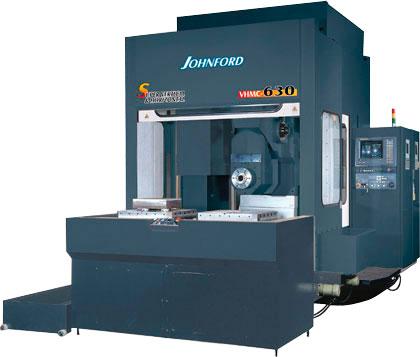 Johnford - High Speed Horizontal/Vertical Machining Centers - VHMC-630
