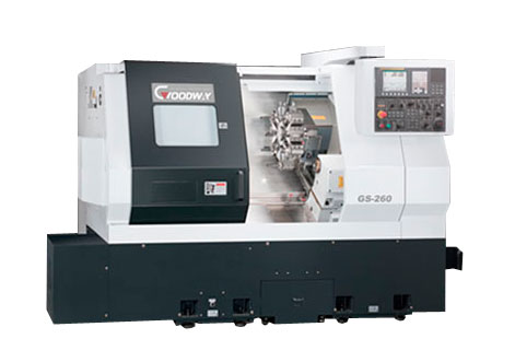 Goodway - Maximum Performance CNC Turning Centers / Lathes - GS-200 Series