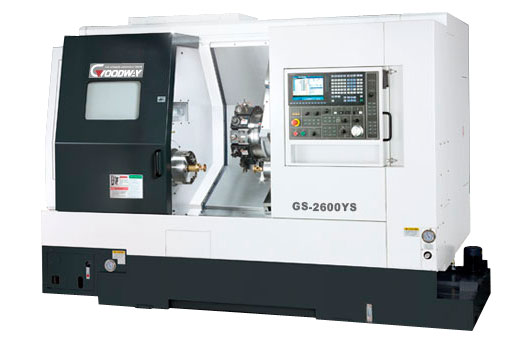 Goodway - Maximum Performance CNC Turning Centers / Lathes - GS-2000 Series