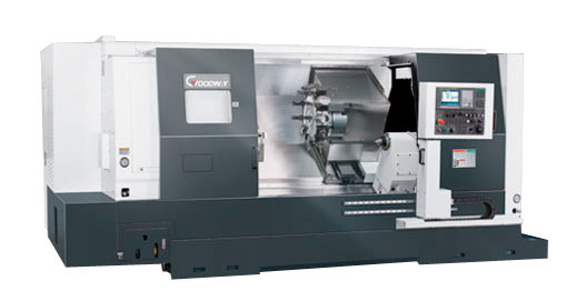Goodway - Maximum Performance CNC Turning Centers / Lathes - GS-4000 Series