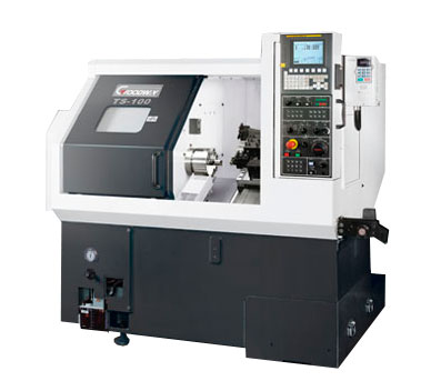 Goodway - High Speed CNC Turning Centers / Lathes - TS-100 Series