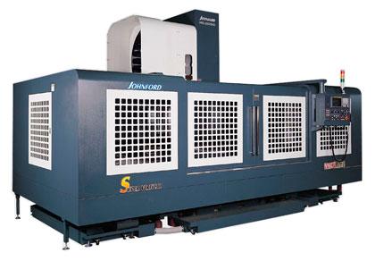 Johnford - Vertical Machining Centers - VMC-3000S / 3000SHD