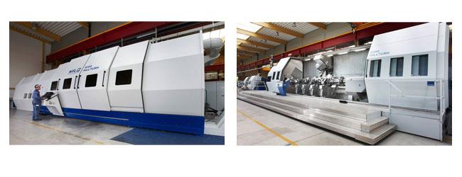 WFL Mill-Turn - CNC Mill-turn Machines - M100 / M120 / M150