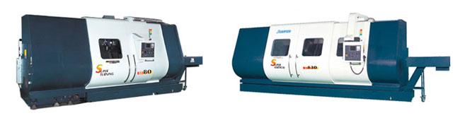 Johnford - CNC Super Turning - ST-80B / 100B / 130B / 160B / 200B / 240B / 80C / 100C / 130C / 160C / 200C / 240C / 80D / 100D / 130D / 160D / 200D / 240D