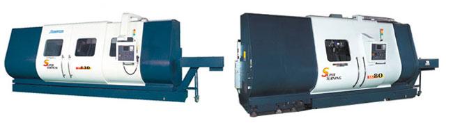 Johnford - CNC Super Turning - ST-80BH / 100BH / 130BH / 160BH / 200BH / 240BH / 80CH / 100CH / 130CH / 160CH / 200CH / 240CH / 80DH / 100DH / 130DH / 160DH / 200DH / 240DH