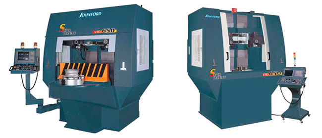 Johnford - CNC Vertical Turning Centers - VTC-650