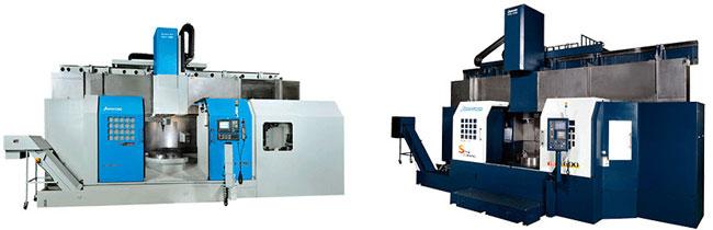 Johnford - CNC Vertical Turning Centers - VTC-1200ATC / 1600ATC